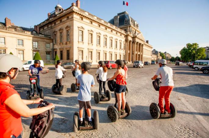 Segway Tour Paris Aktivitäten