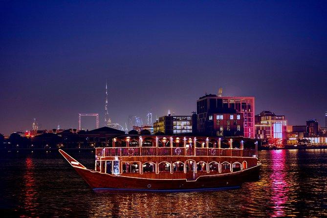 Bootsfahrt Dubai