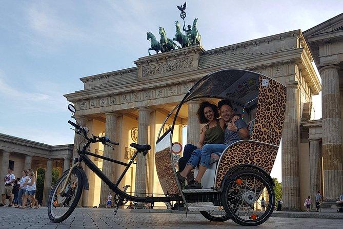 Rikscha Tour Berlin