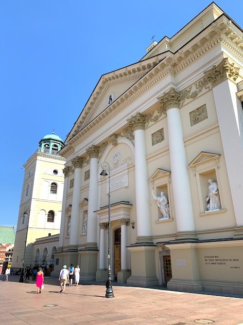 1 Tag Warschau Stadtrundgang