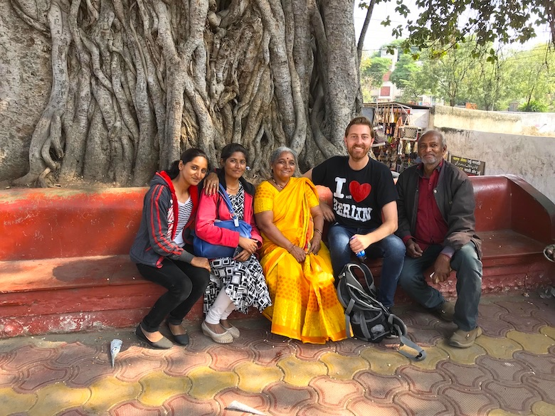 1 Monat Backpacking Indien