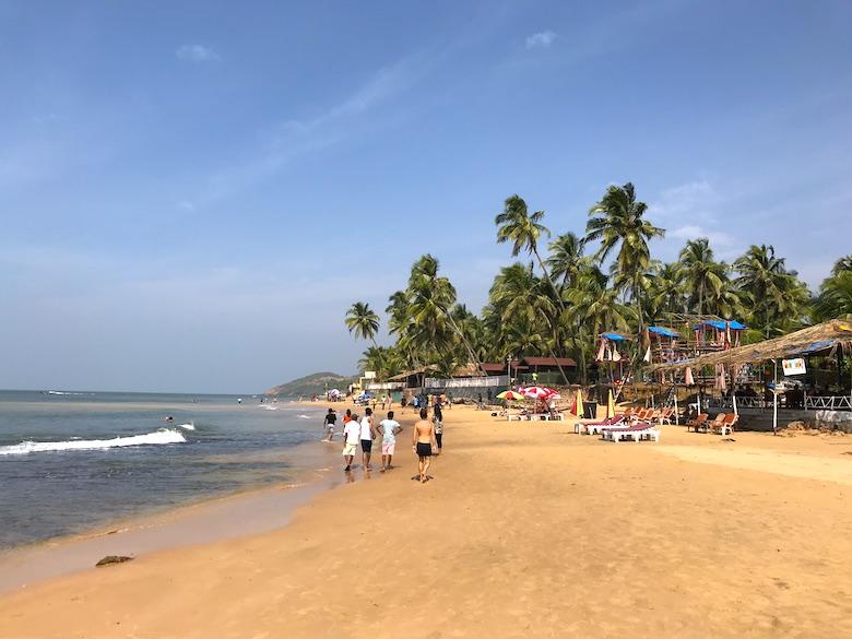 1 Monat Backpacking Indien Reiseroute