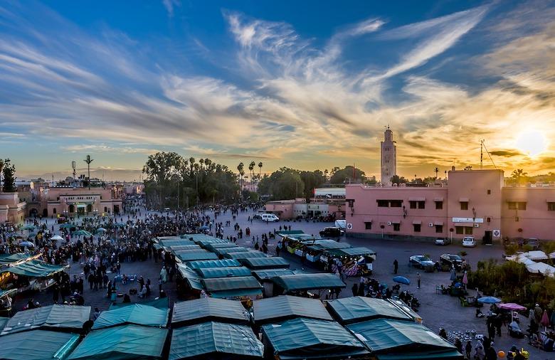 1 Tag Marrakesch Stadtrundgang