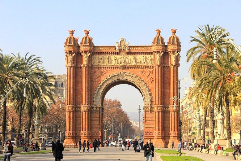 2 Tage Barcelona Stadtrundgang