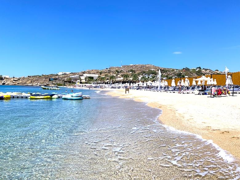 Paradise Beach Schönste Strände Mykonos