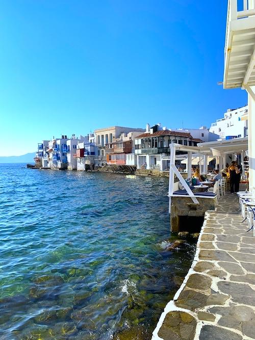 Mykonos Stadt Die besten Sehenswürdigkeiten