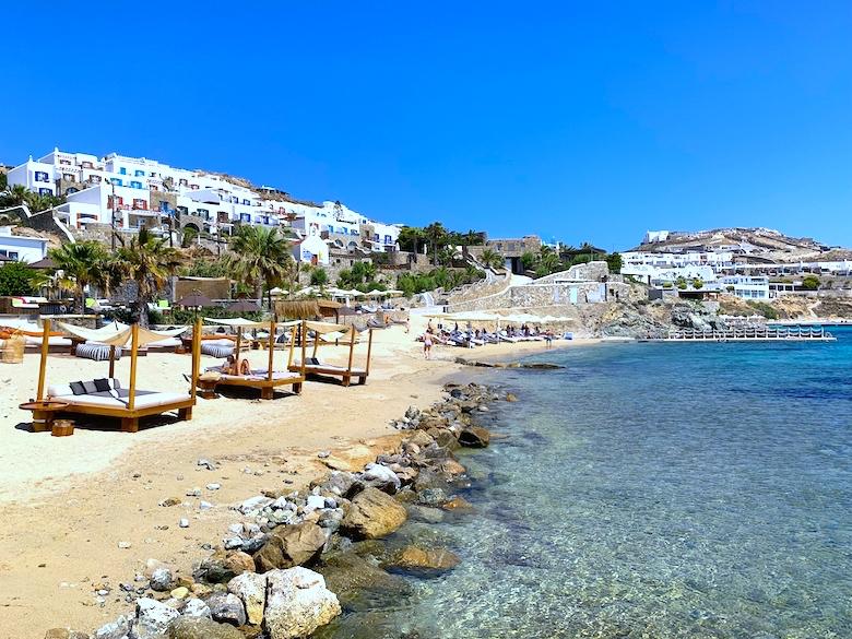 Agios Ioannis Beach Schönste Strände Mykonos