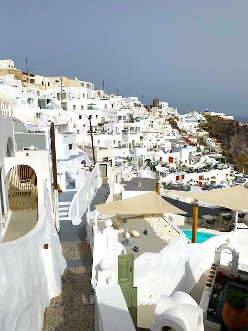 Santorini die besten Sehenswürdigkeiten