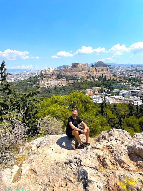 1 Tag Athen Stadtrundgang